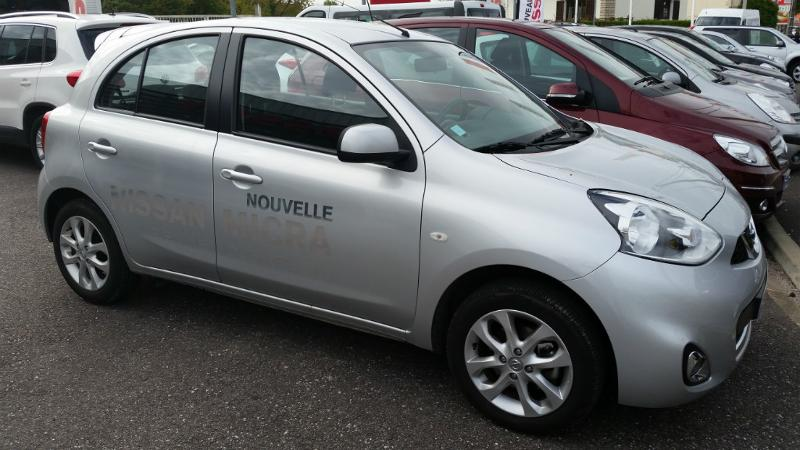NISSAN Micra 1.2 DIG-S 98ch Acenta