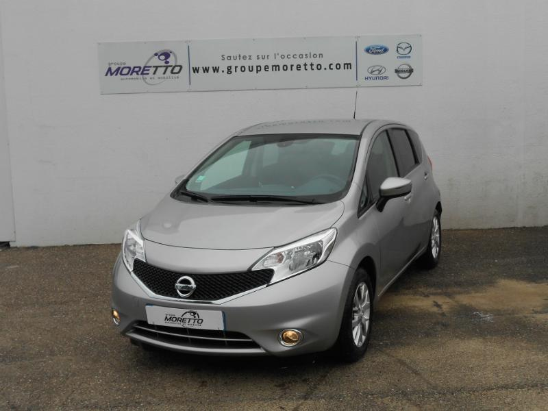 NISSAN Note 1.5 dCi 90ch N-Connecta Family Euro6