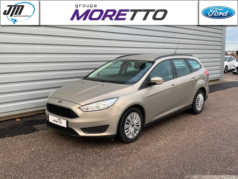 FORD Focus SW 1.0 EcoBoost 100ch Stop&Start Trend