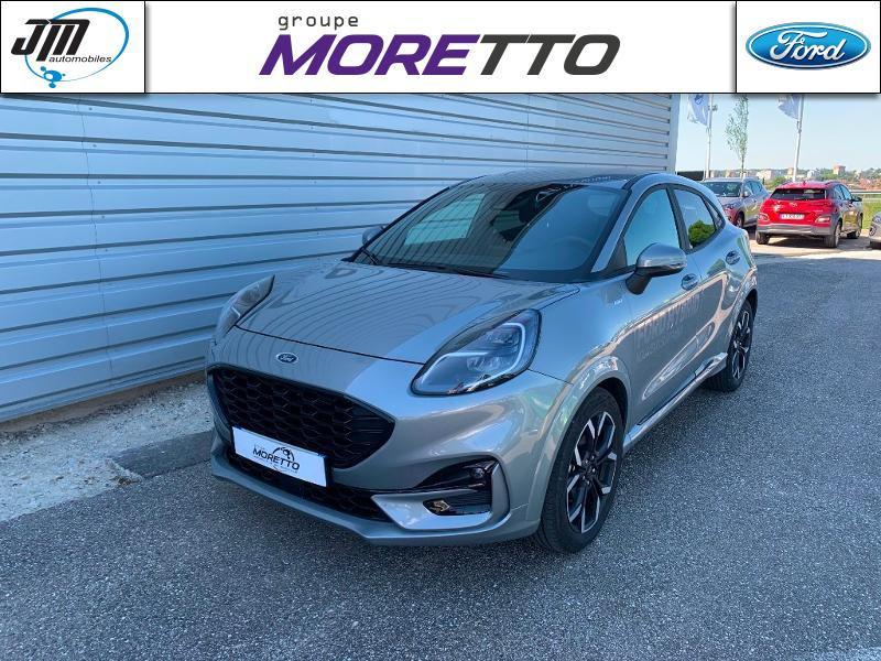 FORD Puma 1.0 EcoBoost 155ch mHEV ST-Line X