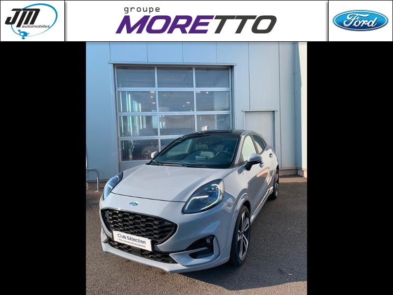 FORD Puma 1.0 EcoBoost 125ch mHEV ST-Line X