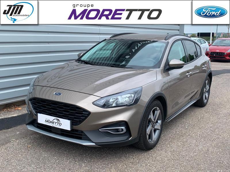 FORD Focus Active 1.0 EcoBoost 125ch Business