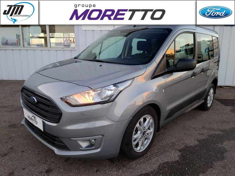FORD Transit Connect L1 1.5 EcoBlue 100ch Cabine Approfondie Trend BVA